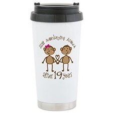 Cute Cute couples Travel Mug