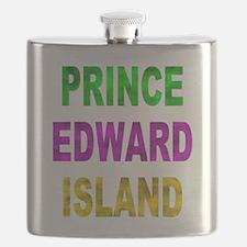 Prince Edward Island Flask