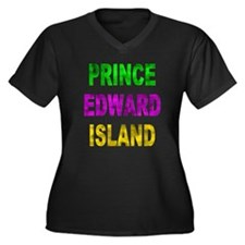 Prince Edward Island Plus Size T-Shirt