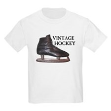 Vintage Hockey Skate T-Shirt
