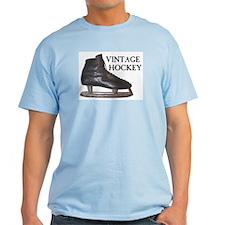 Vintage Hockey Skate T-Shirt
