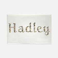 Hadley Seashells Rectangle Magnet