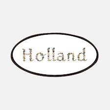 Holland Seashells Patch