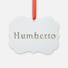 Humberto Seashells Ornament