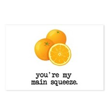 Main Squeeze Postcards (Package of 8)