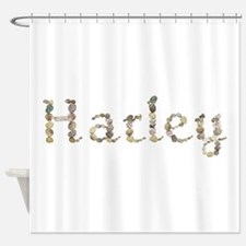 Harley Seashells Shower Curtain