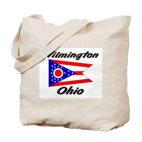 Wilmington Ohio Tote Bag