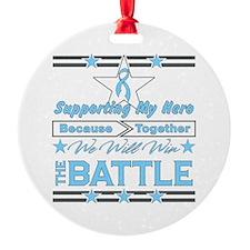 Prostate Cancer Ornament
