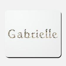Gabrielle Seashells Mousepad