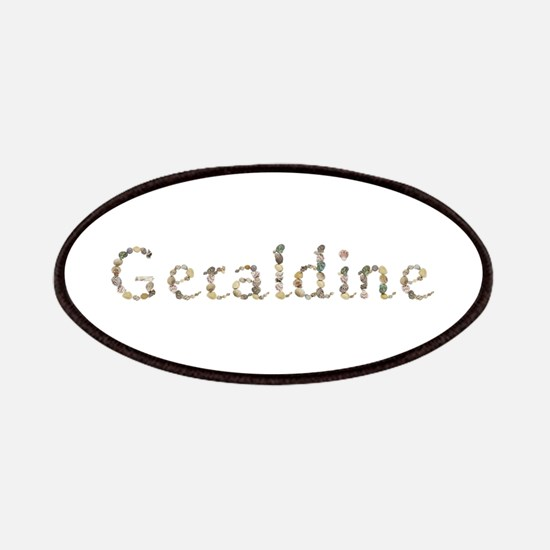 Geraldine Seashells Patch