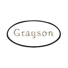 Grayson Seashells Patch