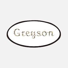 Greyson Seashells Patch