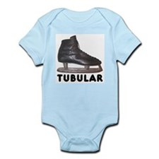 Tubular Hockey Skate Infant Bodysuit