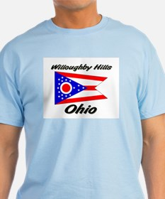 Willoughby Hills Ohio T-Shirt