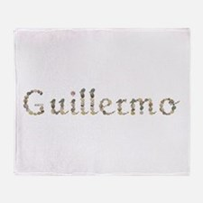 Guillermo Seashells Throw Blanket