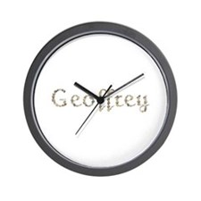 Geoffrey Seashells Wall Clock