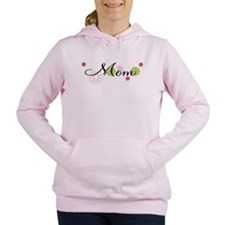 Mom Flowers Women's Hooded Sweatshirt