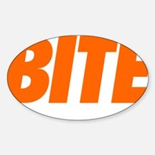BITE Don't Do it Decal