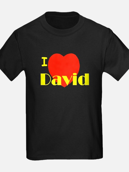 I Love David T