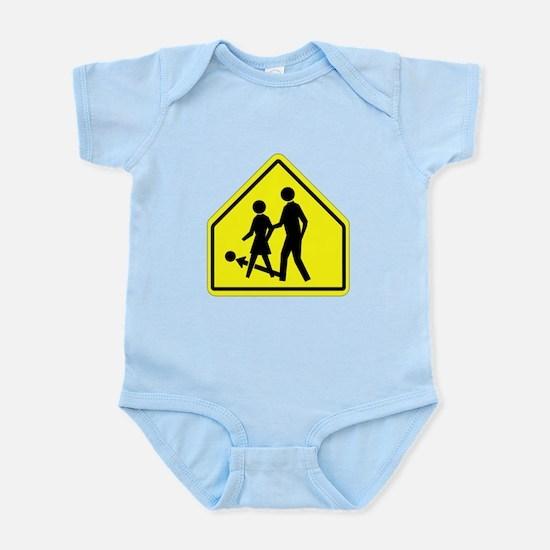 Nutmeg no text Infant Bodysuit