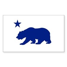 Cute California republic Decal