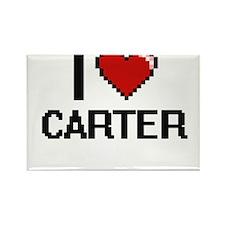 I Love Carter Magnets