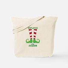 Employee Of Season Tote Bag