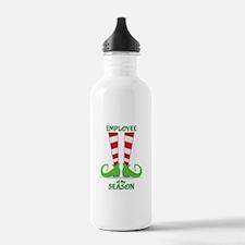 Employee Of Season Water Bottle