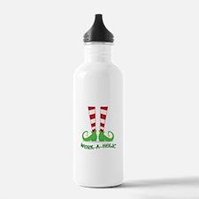 Work-A-Holic Water Bottle