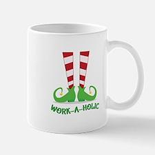 Work-A-Holic Mugs