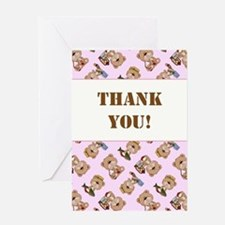 THANK YOU! Greeting Card