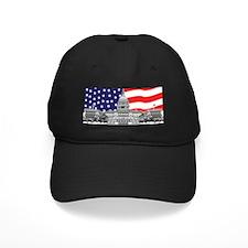 US Capitol Building American Baseball Hat