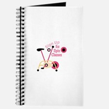 Spin Classes Journal