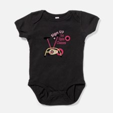 Spin Classes Baby Bodysuit