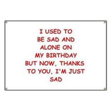 sad and alone Banner