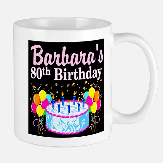 FANTASTIC 80TH Mug