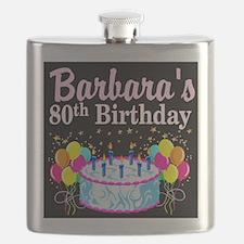 FANTASTIC 80TH Flask