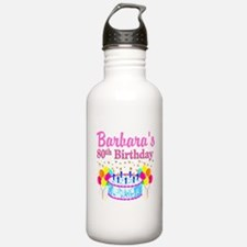 80 AND FABULOUS Water Bottle
