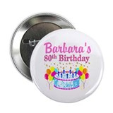 80th birthday party 10 Pack