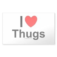 Thugs Decal