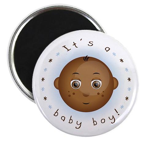 "It's a Baby Boy! (aa) 2.25"" Magnet (100 pack)"