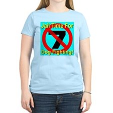 Time For Dog Fighting T-Shirt