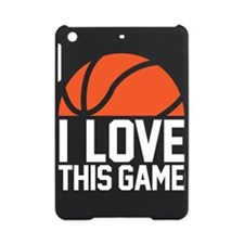 I Love This Game Basketball iPad Mini Case