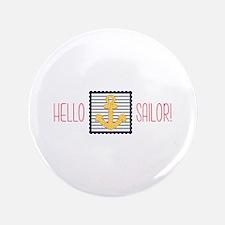 Hello Sailor Button