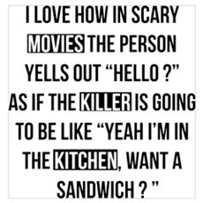Movies Killer Kitchen Poster