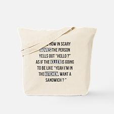 Movies Killer Kitchen Tote Bag