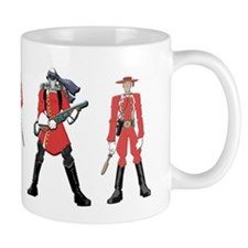 Royal Aether Marine Small Mug