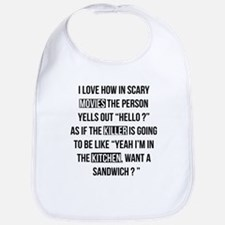 Movies Killer Kitchen Bib