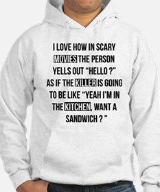 Movies Killer Kitchen Hoodie
