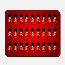 Queens Guard Mousepad